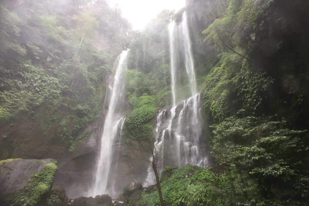 Bali Utara - North Bali is a whole different world from the commonly visited Seminyak.