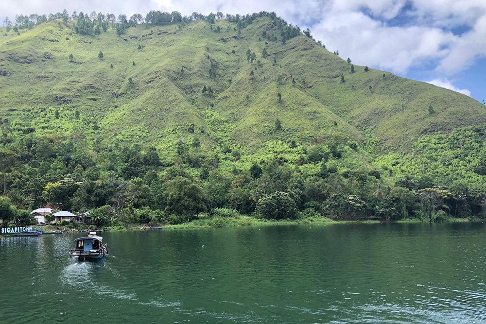 Lake Toba -