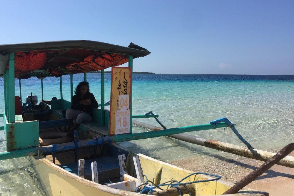 North Lombok -