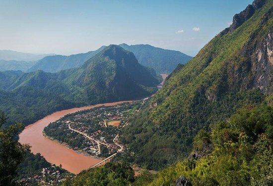 Heritage trail Laos -