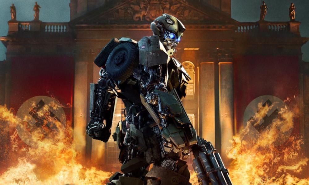 Transformers: The Last Knight - dir. Michael Bay