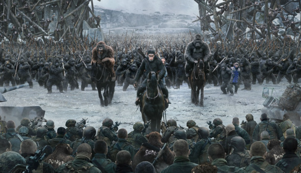 War for the Planet of the Apes - dir. Matt Reeves