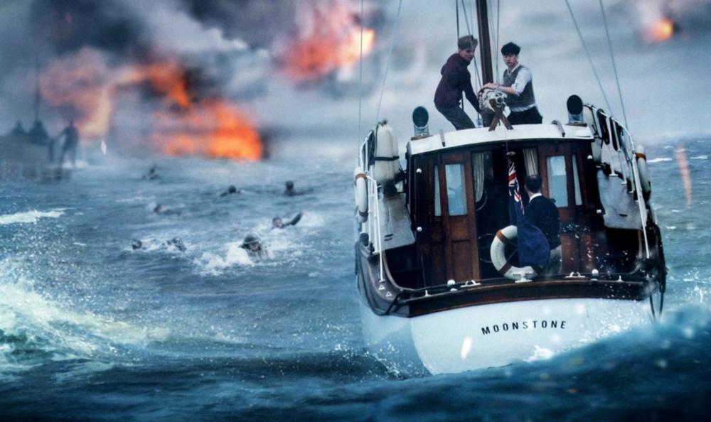 Dunkirk - dir. Christopher Nolan