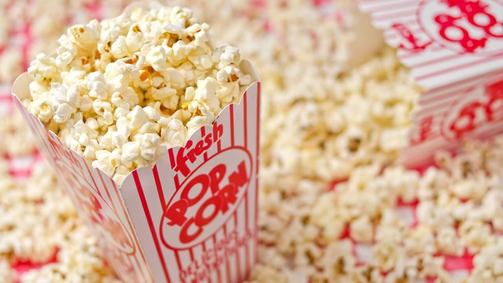 The Popcorn Diet Popcorn Rating -