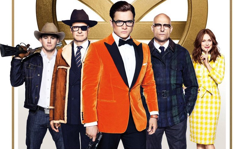 Kingsman: The Golden Circle - dir. Matthew Vaughn
