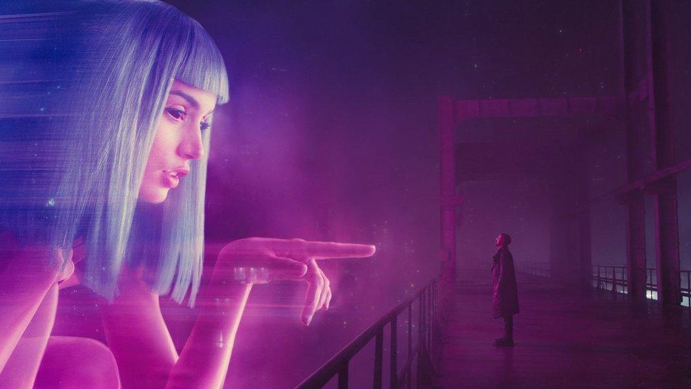 Blade Runner 2049 - dir. Denis Villeneuve