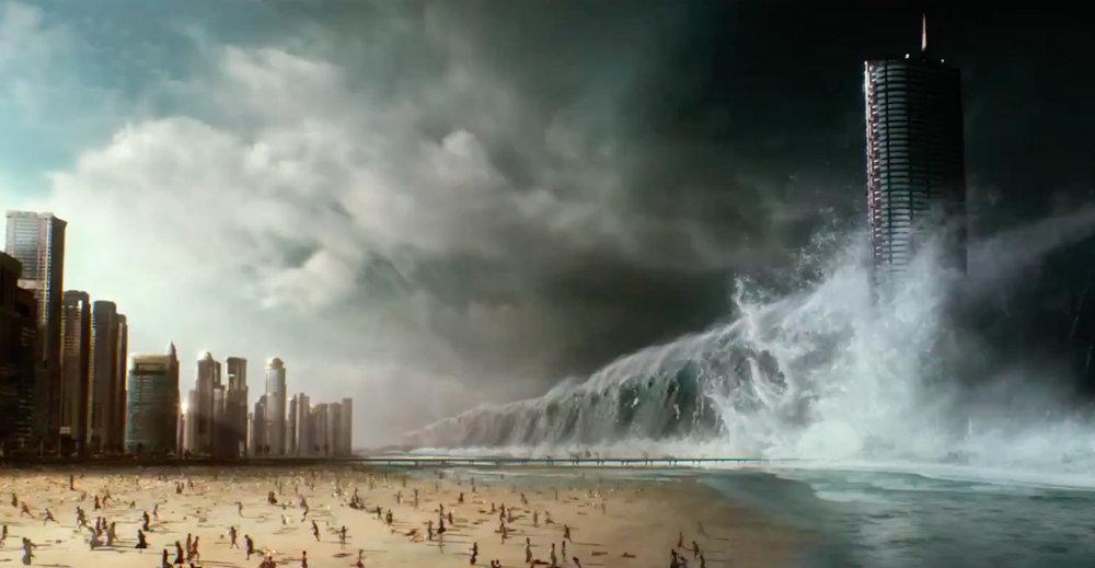 Geostorm - dir. Dean Devlin