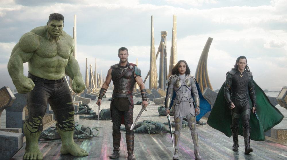 Thor: Ragnarok - dir. Taika Waititi