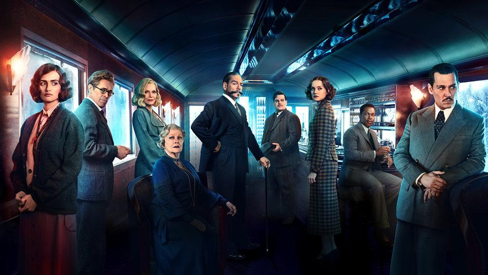 Murder on the Orient Express - dir. Kenneth Branagh