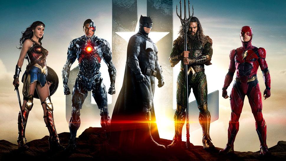 Justice League - dir. Zack Snyder