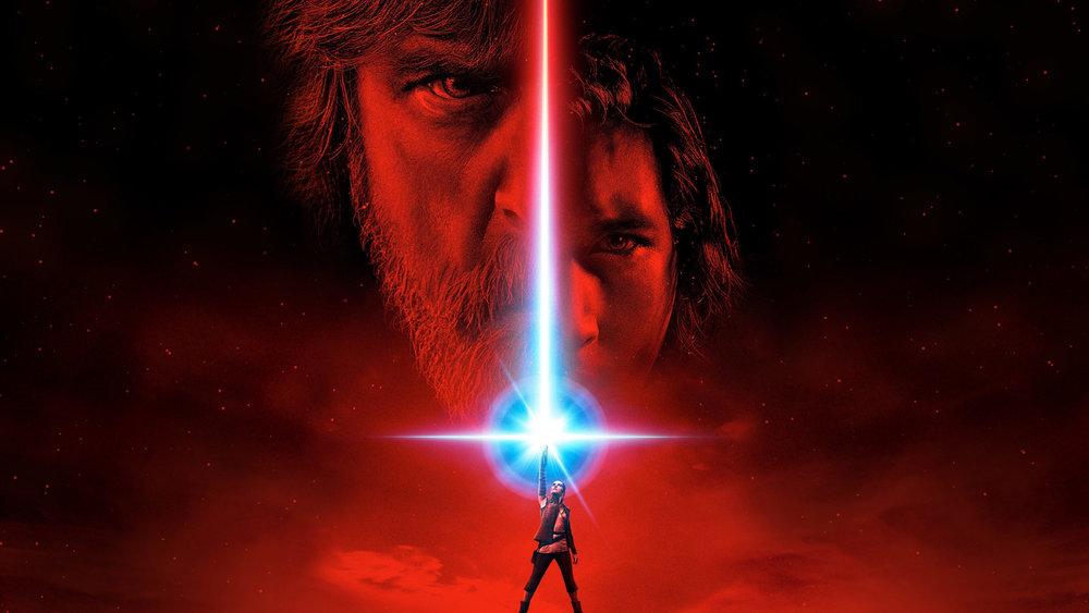 Star Wars: The Last Jedi - dir. Rian Johnson