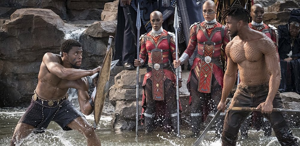 Black Panther - dir. Ryan Coogler