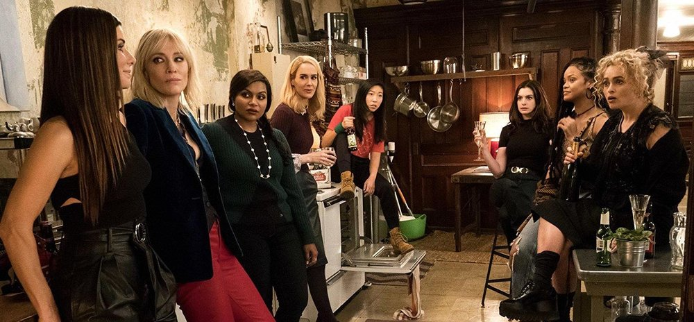 Ocean's Eight - dir. Gary Ross