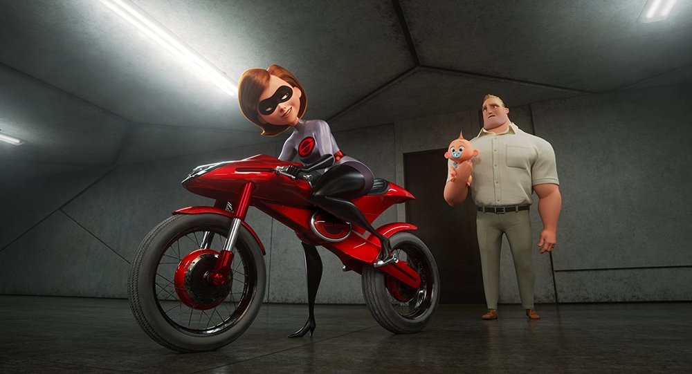 Incredibles 2 - dir. Brad Bird