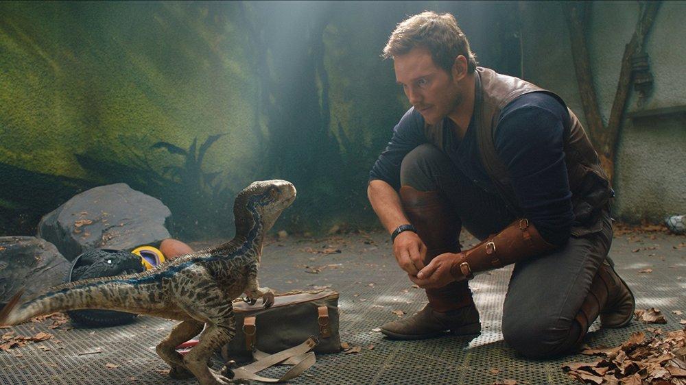Jurassic World: Fallen Kingdom - dir. J.A. Bayona