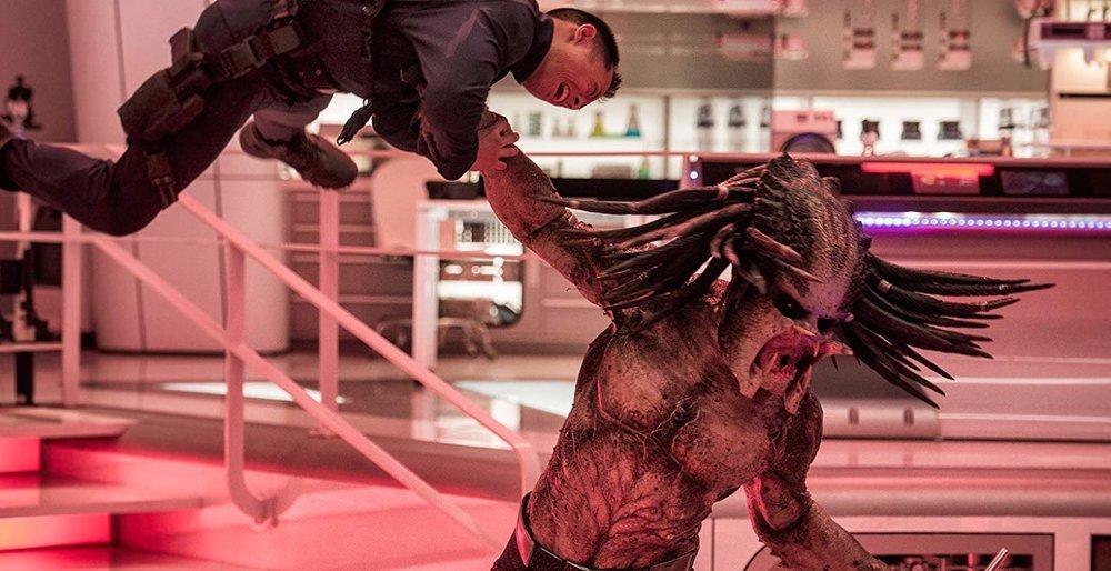 The Predator - dir. Shane Black