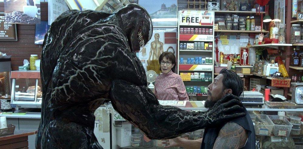 Venom - dir. Ruben Fleischer