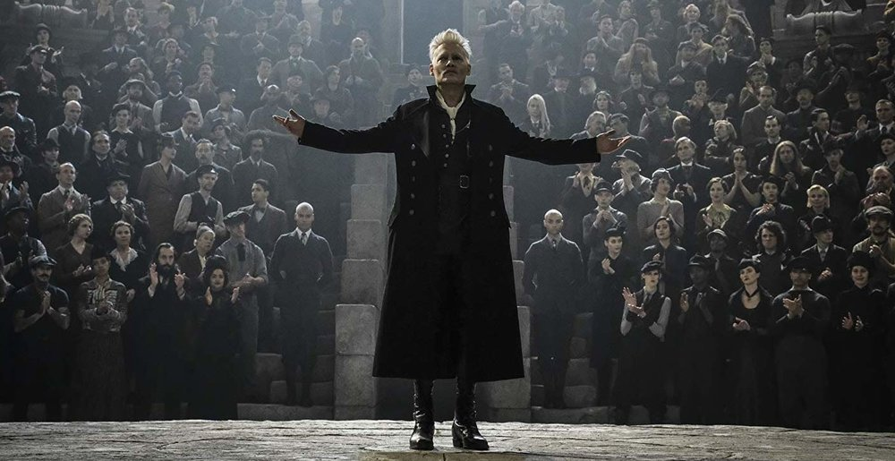 Fantastic Beasts: The Crimes of Grindelwald - dir. David Yates