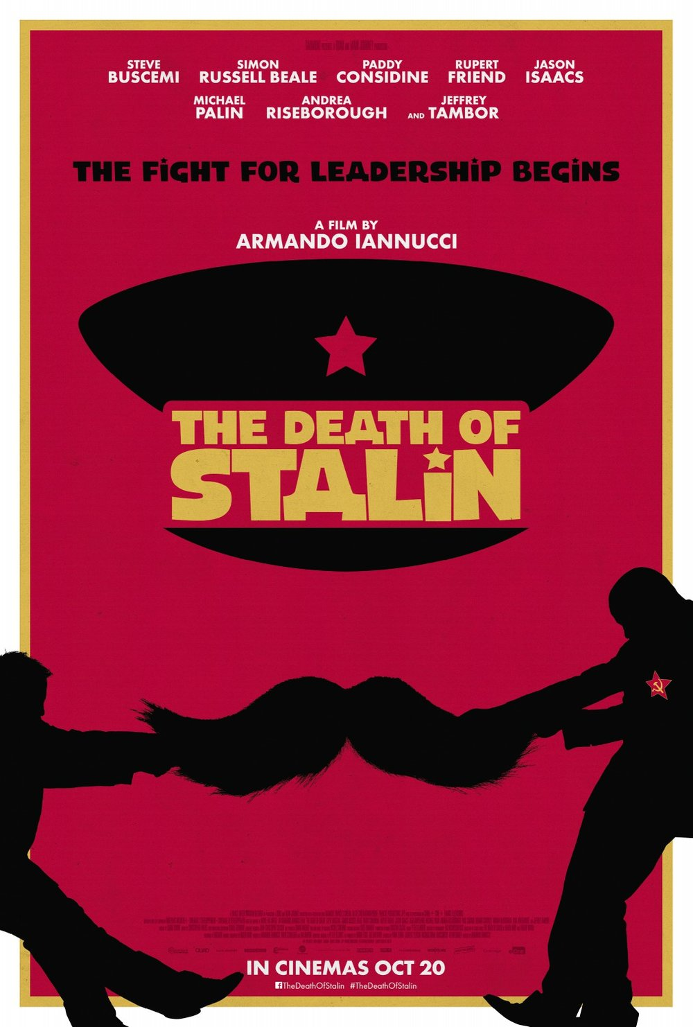 14. The Death of Stalin - dir. Armando Iannucci