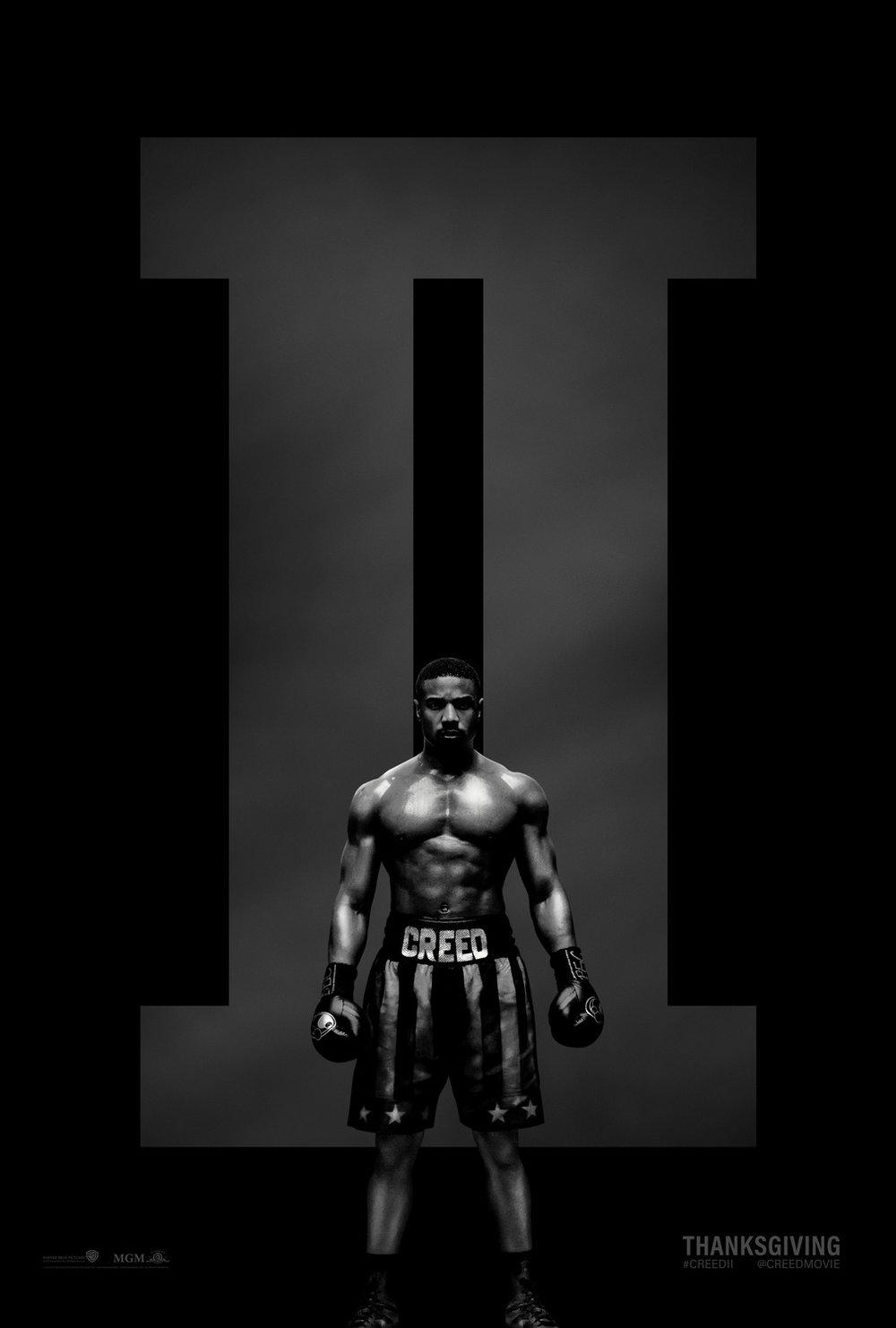 10. Creed II - dir. Steven Caple Jr.