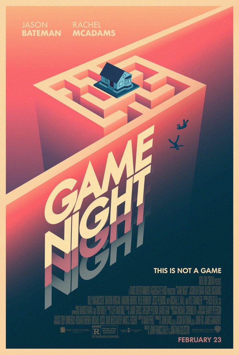 9. Game Night - dir. John Francis Daley, Jonathan Goldstein