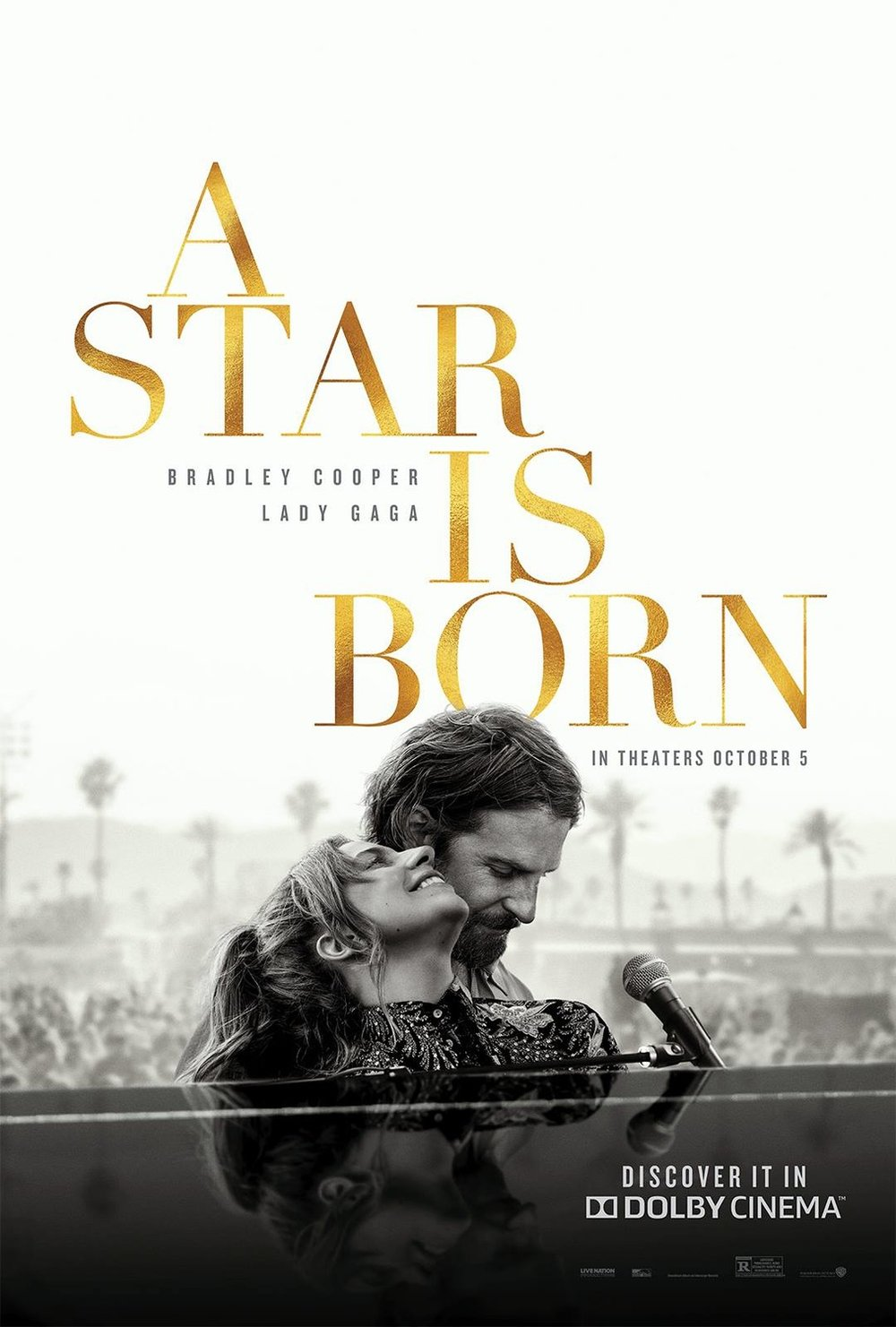 4. A Star is Born - dir. Bradley Cooper
