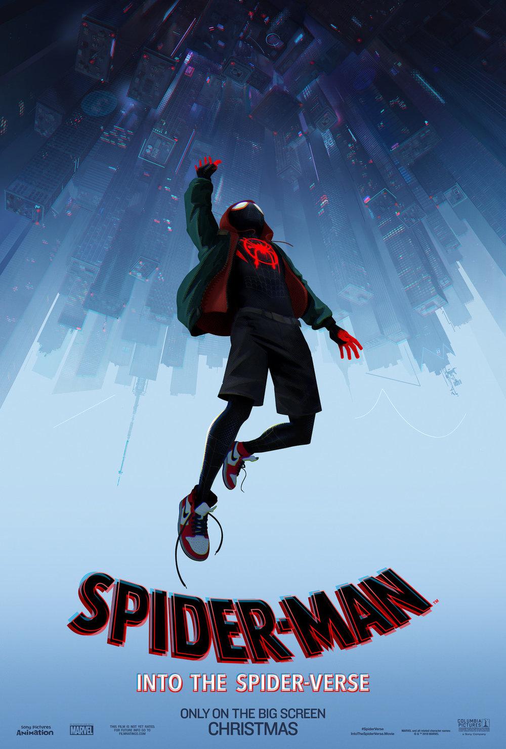 2. Spider-Man: Into the Spider-Verse - dir. Peter Ramsey, Robert Persichetti Jr., Rodney Rothman