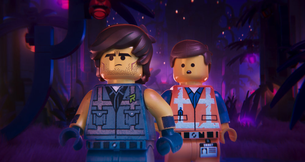 The Lego Movie 2: The Second Part - dir. Mike Mitchell