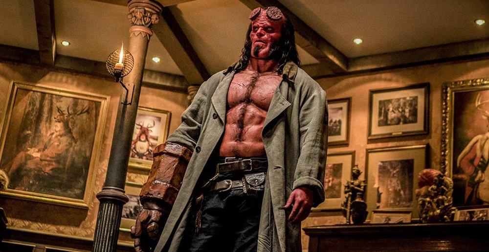 Hellboy - dir. Neil Marshall