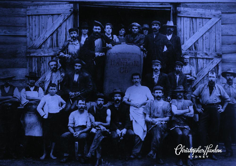 SKIN DEEP : LIVING ON THE SHEEP'S BACK (CIRCA 1910)