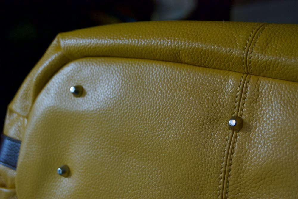 THE TIME-HONORED APPROACH OF FINE LEATHER HAND DETAILING