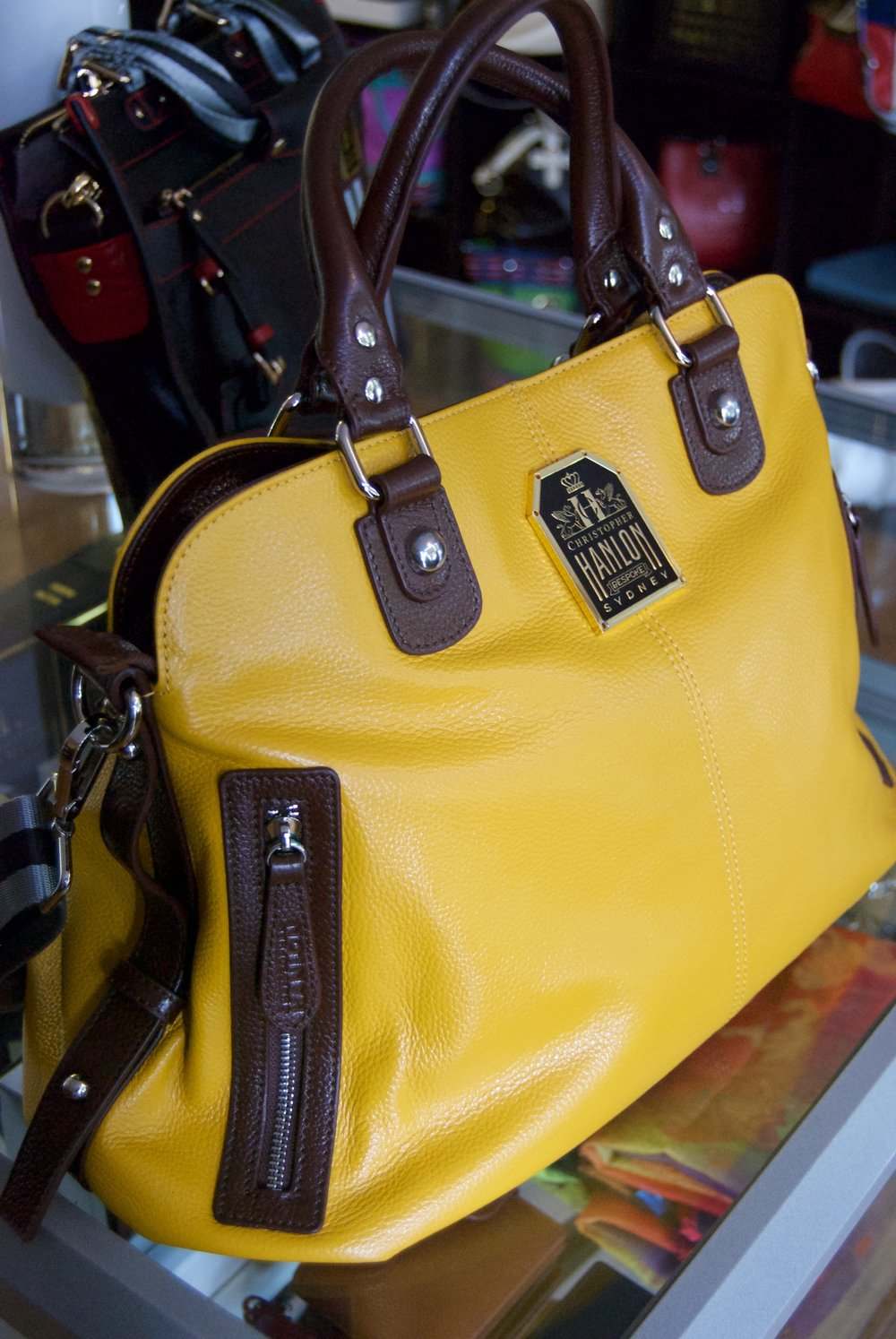 CHRISTOPHER HANLON® BAG $4,500