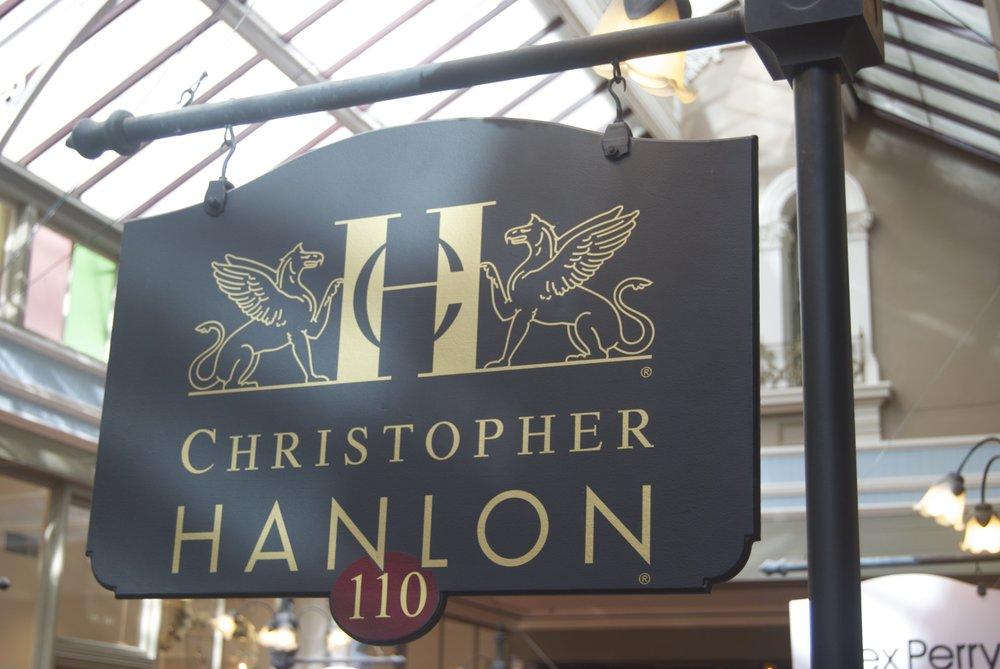 IMAGINE YOUR OWN CHRISTOPHER HANLON® STORE