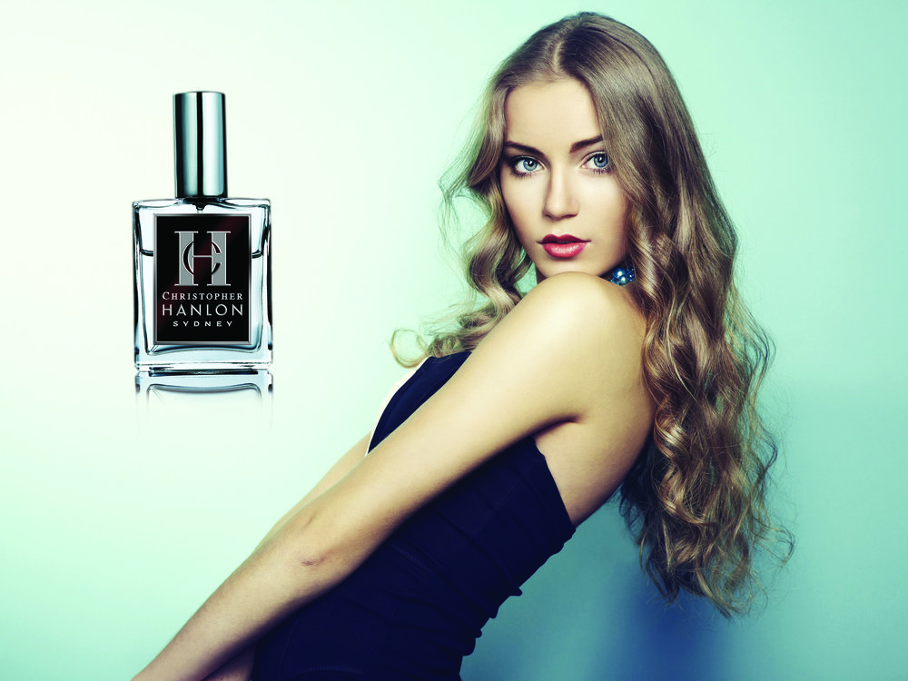 CHRISTOPHER HANLON®  EAU DE TOILETTE: THE NEW LIGHTER WAY TO SPRITZ