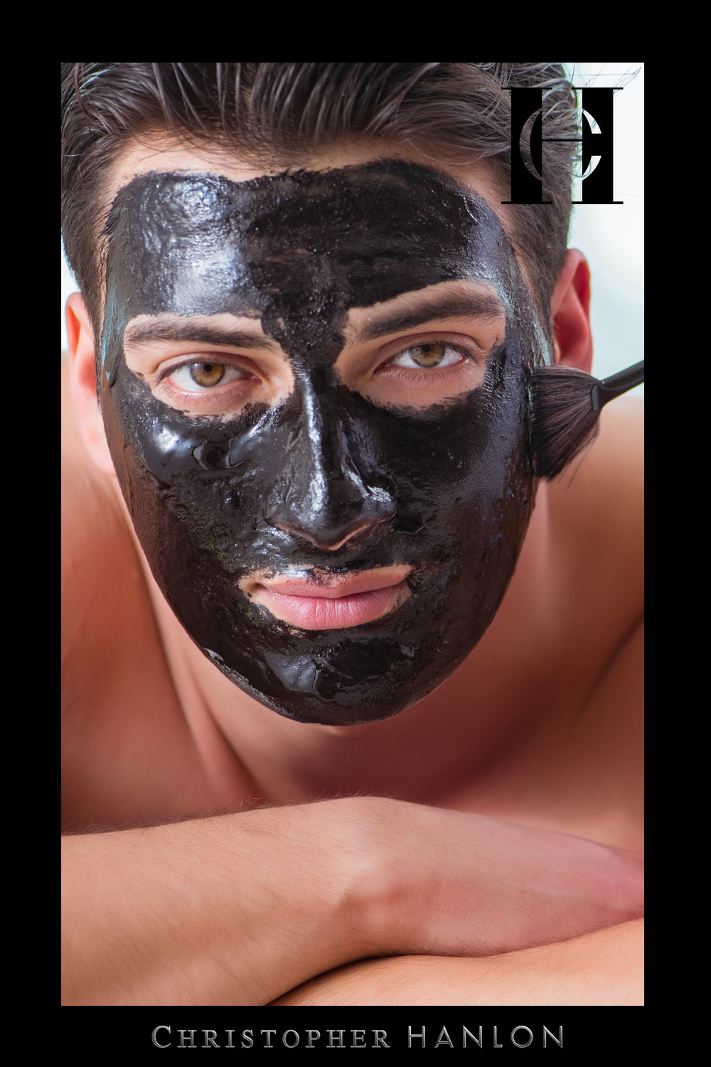 FACE MASQUE FOR MEN - ANTI–ÂGE + FIRMING