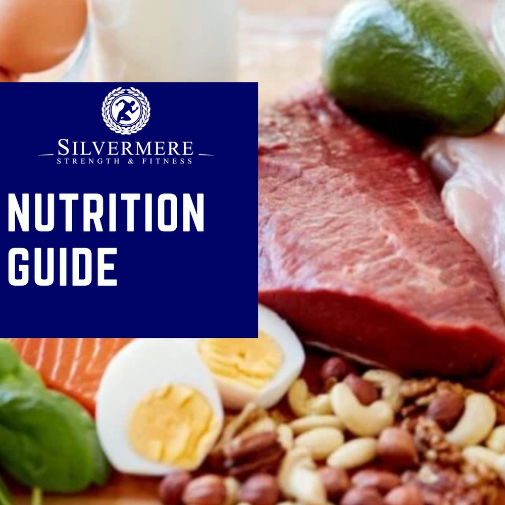 Nutrition Guide E-Book.