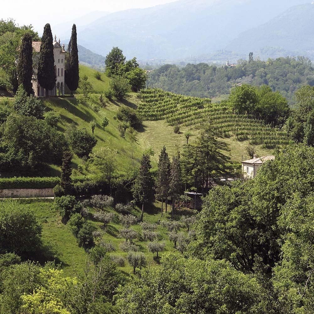 Tour della Marca Trevigiana - Asolo, ph Patrick Denker