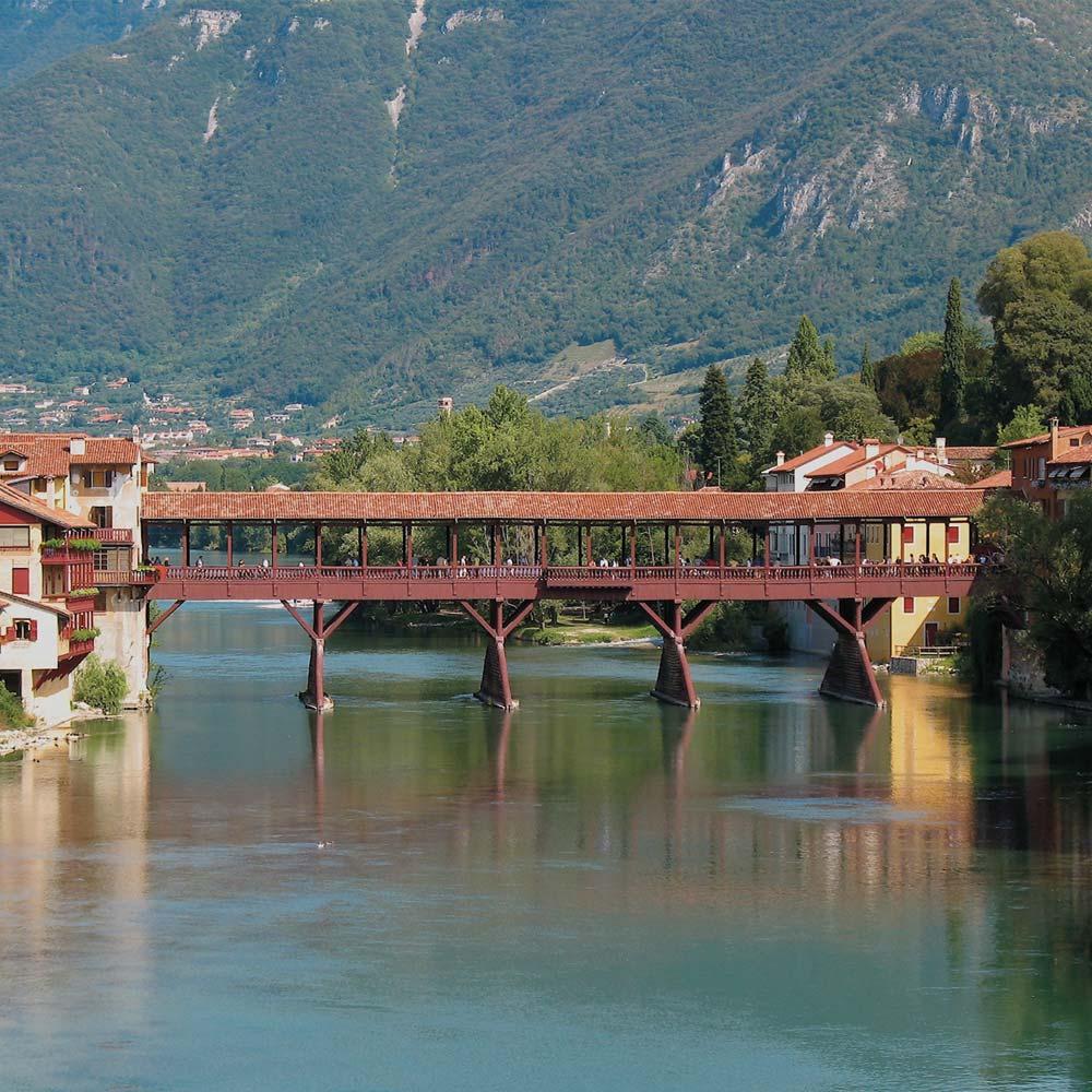 Dalla pianura alla vallata - Bassano del Grappa, ph Giorgio Bombieri