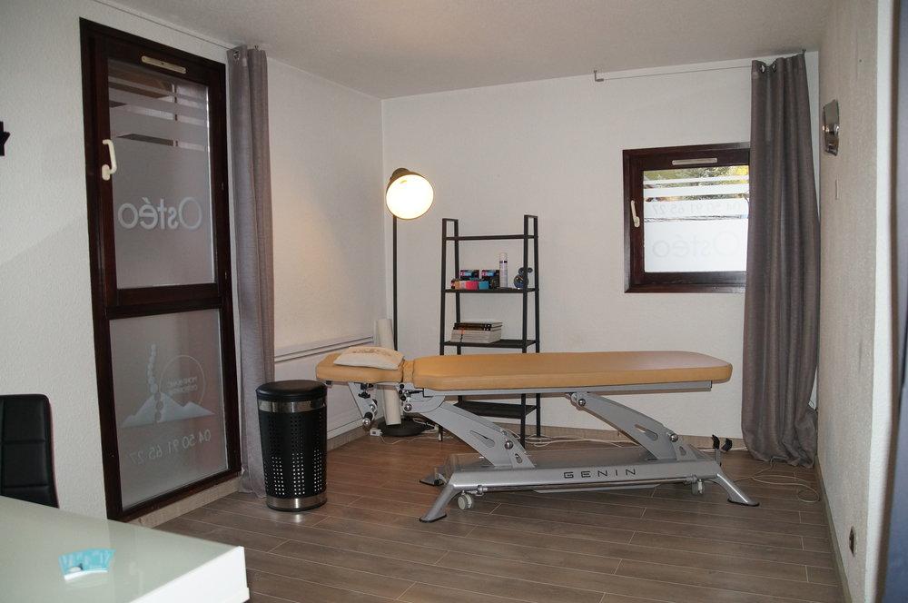 Les carroz — Mont-Blanc Ostéopathie