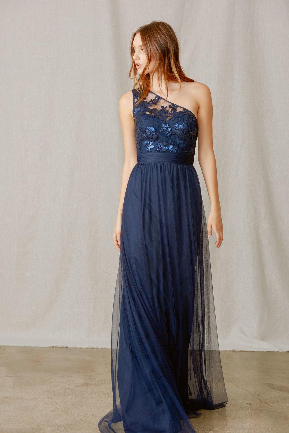Amsale Ashlynn GB040 Sequin Lace $435
