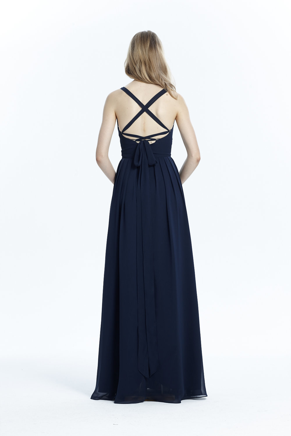 Monique Lhuillier Kate 450459 Chiffon