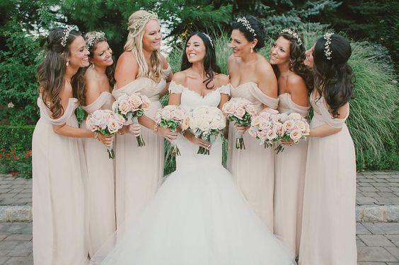 Image credit: Amsale Bridesmaid Pinterest
