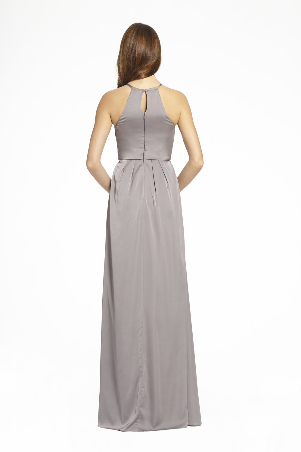 Monique Lhuillier Davina 450550 Sateen