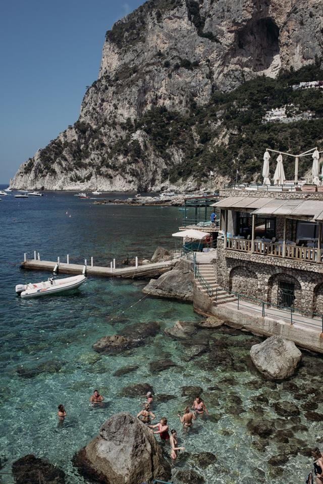 Da Luigi, Capri