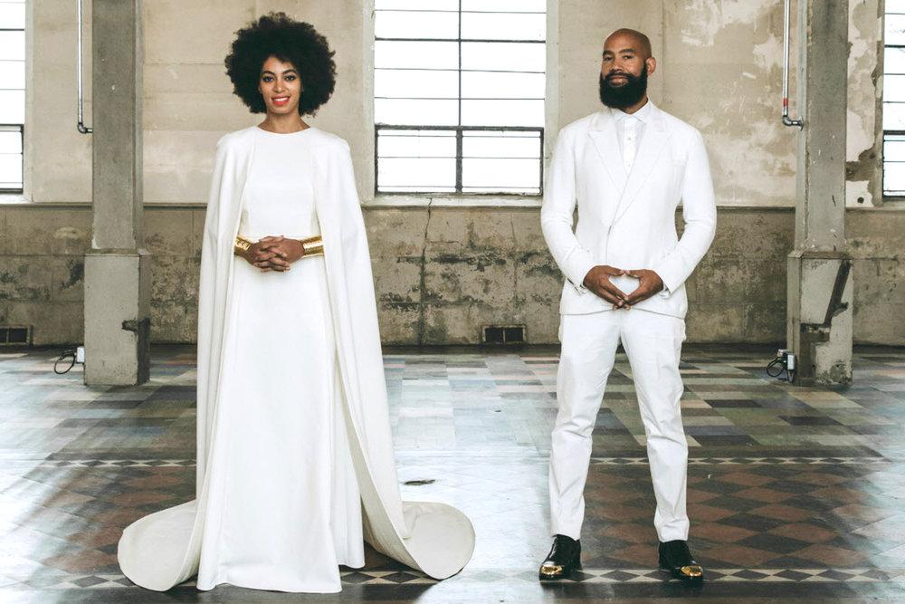 solange wedding dress