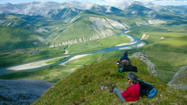 The Peel Watershed. Photo credit: cbc.ca