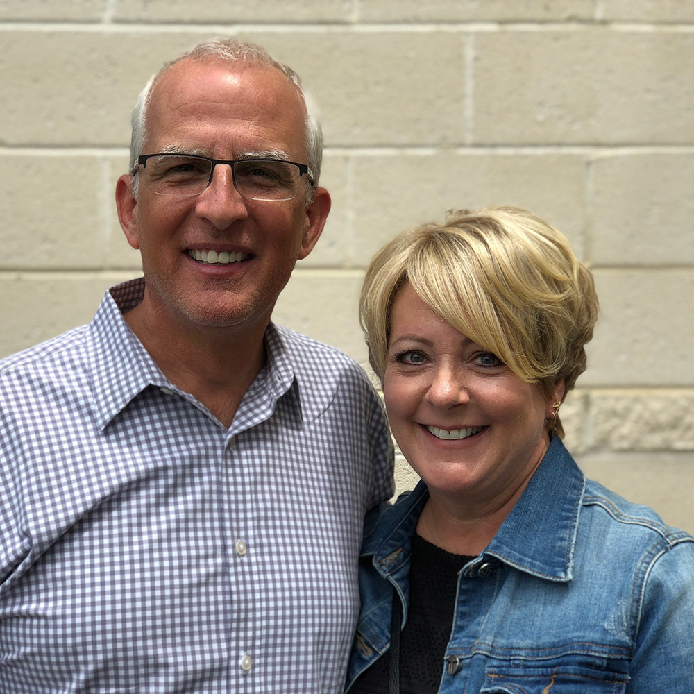 Brian & Pamela - Brian and Pamela Smith have been passionate about Grace Bomb since the concept was first introduced to them. They have been married for 35 years and have two children, Kayla and Kyle who live locally. They have attended Bay Area Community Church since 2004 and own/operate two Chick-fil-A restaurants in the Crofton area. Brian plays bass guitar and golf, and they both love spending time with friends. They chose to serve on the board because the ministry of encouraging others to intentionally love and care for others is a source of joy and a foundation of living out their faith in Jesus.