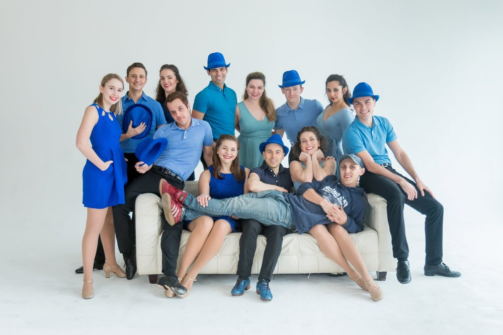 "O.K. Dance Company ""Blue Skies"" - Tim Fuchs Photography"