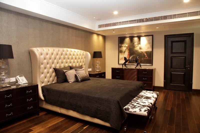 Modern Contemporary Interior Design By Sita Nanda (Bedroom)
