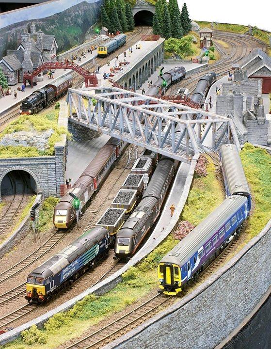 Photo courtesy of Steve Flint (Railway Modeller)